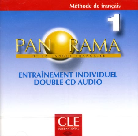 Panorama 1 - CD audio élève
