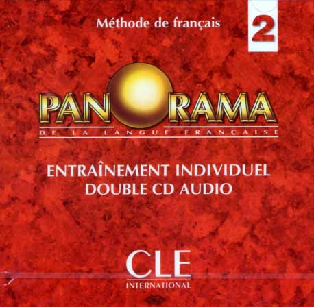 Panorama 2 - CD audio élève