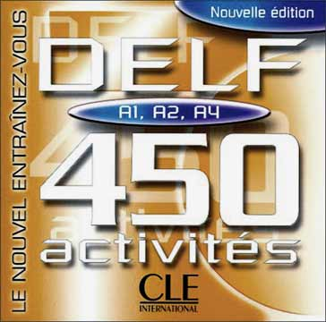 Cle, DELF A1-A2-A3-A4. Double CD audio