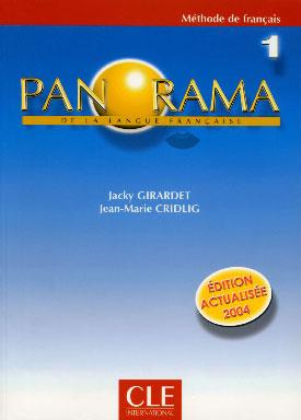 Cle, Panorama 1 - Livre de l'élève (éd. 2004)