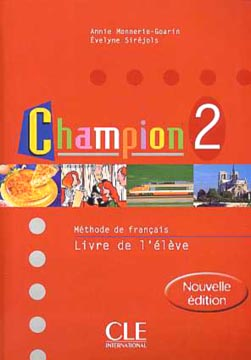 Champion 2 Livre de l'�l�ve