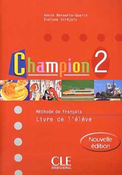 Cle, Champion 2 Livre de l'élève