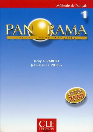 Panorama 1 - Livre de l'élève (éd. 2002)