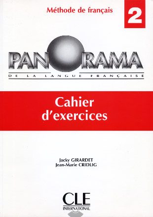 Cle, Panorama 2 - Cahier d'exercices