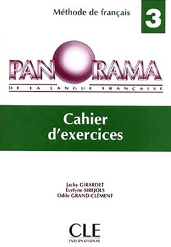 Panorama 3 - Cahier d'exercices