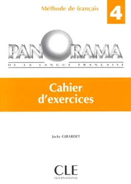 Panorama 4 - Cahier d'exercices