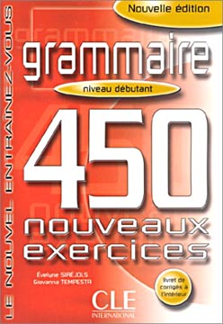 Le Nouvel Entraînez-Vous Grammaire Niveau Débutant