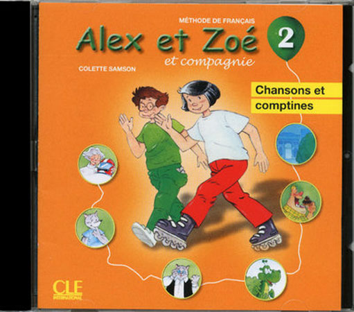 Alex et Zoé 2 - CD audio