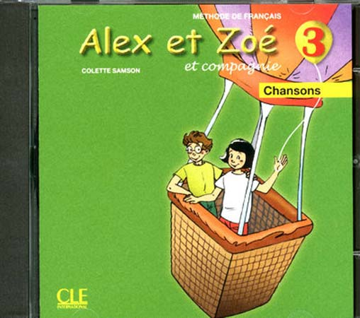 Alex et Zoé 3 - CD audio