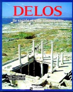 CNRS, Délos, île sacrée et ville cosmopolite