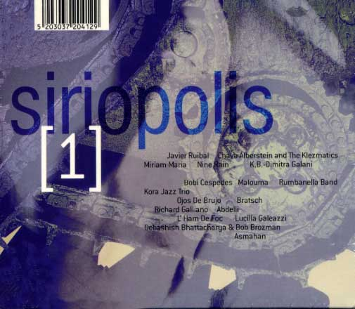 Collection, Siriopolis 1
