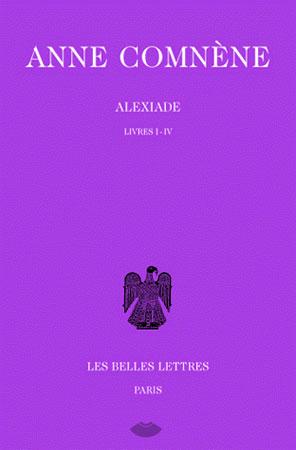 Alexiade. Tome I