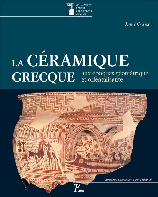 Coulié, La céramique grecque