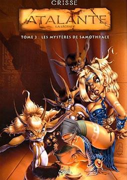 Atalante 3 : Les Mystères de Samothrace