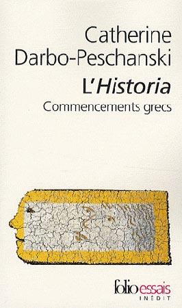 L'Historia. Commencements grecs