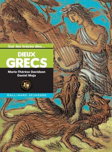 Davidson, Sur les traces des dieux grecs