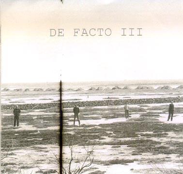 Facto, III