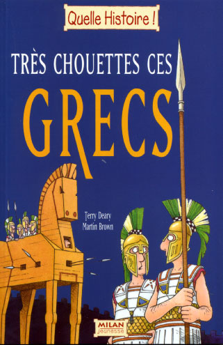 Deary, Tr�s chouettes ces Grecs
