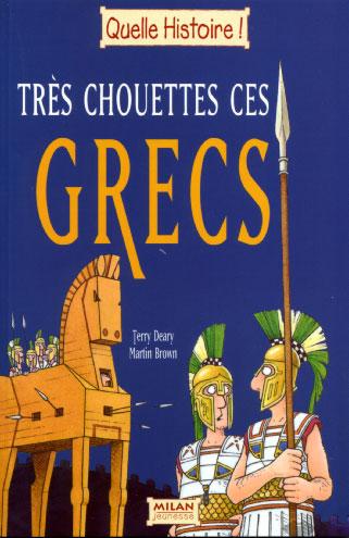 Très chouettes ces Grecs