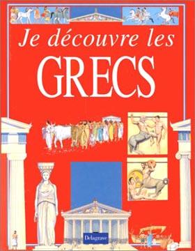 Delagrave, Je découvre les grecs