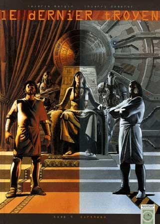 Le dernier troyen T4 : Carthago