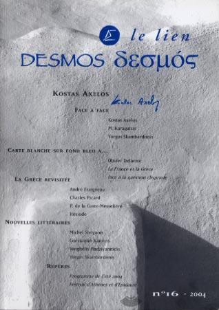 Desmos n° 16/2004