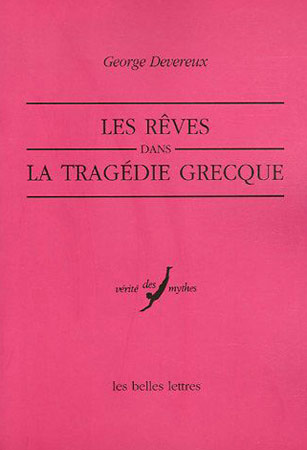 Les rves dans la tragdie grecque