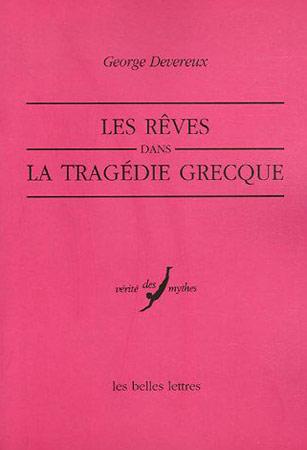 Les rêves dans la tragédie grecque