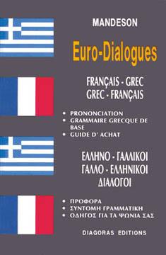 Eurodialogues français-grec grec-français