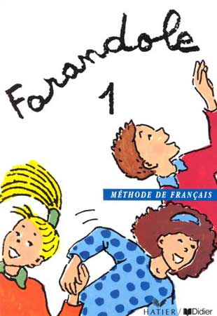 Farandole 1 - livre de l'élève