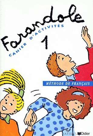Farandole 1 - cahier d'activités