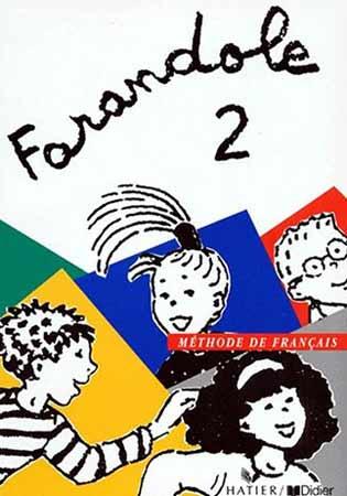 Farandole 2 - livre de l'élève