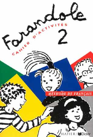 Farandole 2 - cahier d'activits