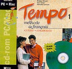 Didier, Tempo 1. CD-Rom