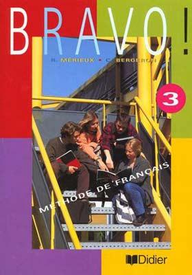 Didier, Bravo ! 3 Livre de l'élève