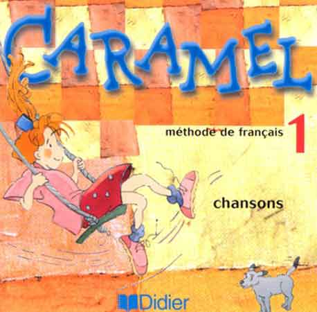 Didier, Caramel 1 (cd audio)