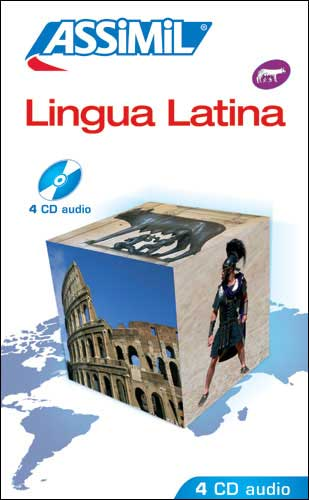 Lingua Latina (4CD audio)