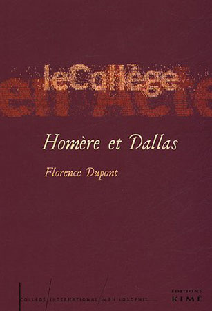 Homθre et Dallas