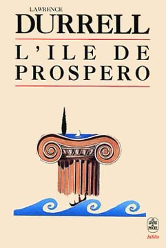 Durrell, L'île de Prospero