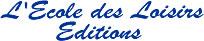 image L'Ecole des Loisirs Editions