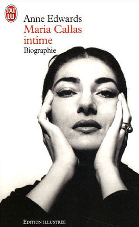 Edwards, Maria Callas intime