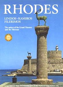 Rhodes Lindos, Kamiros, Filerimos