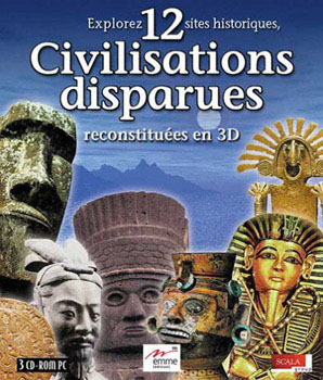 12 Civilisations disparues