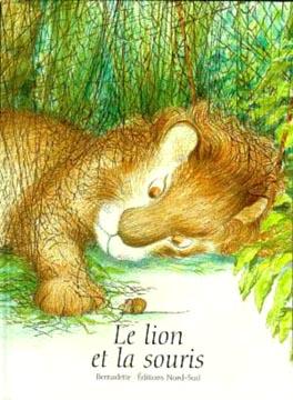 Esope, Le Lion et la souris