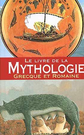 Estin, Le livre de la mythologie Grecque et Romaine