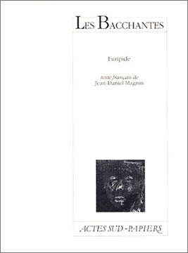 Euripide, Les Bacchantes