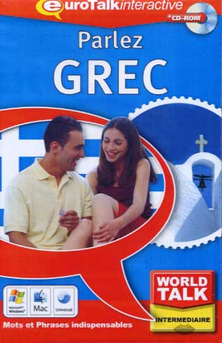 Eurotalk, Learn Greek - Niv. II (intermediate) - World Talk
