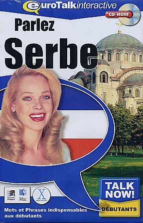 Eurotalk, Learn Serbian - Talk Now !