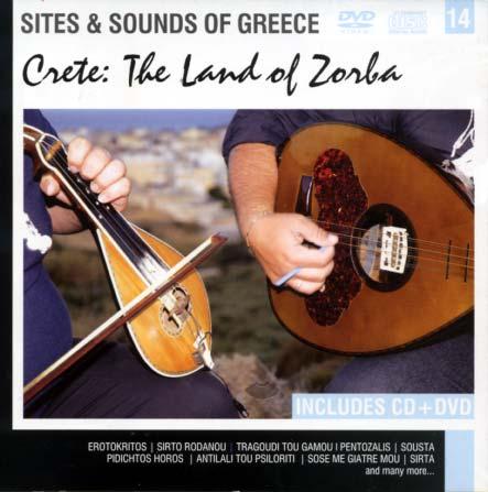 Crete: the land of Zorba