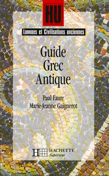 Faure, Guide grec antique